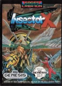 Complete Insector X - Genesis