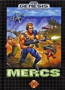 Complete Mercs - Genesis