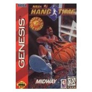 Complete NBA Hang Time - Genesis