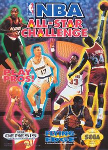 Complete NBA All Star Challenge - Genesis