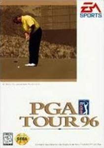Complete PGA Tour Golf 96 - Genesis