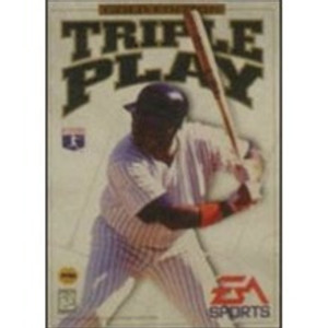 Complete Triple Play Gold Ed - Genesis