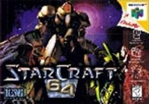 Complete Starcraft 64 - N64