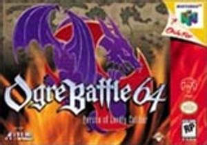 Complete Ogre Battle 64 - N64
