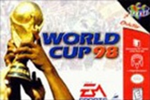 Complete World Cup 98 - N64