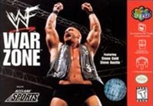 Complete WWF War Zone - N64