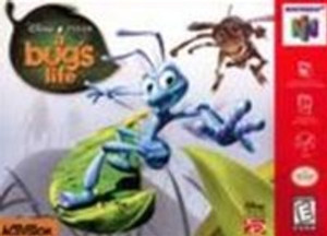 Complete Bug's life, Disney's A - N64