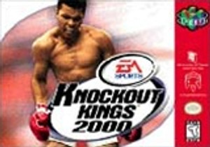 Complete Knockout Kings 2000 - N64