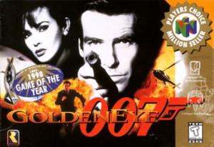 Complete 007 GoldenEye Player's Choice - N64