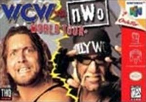 Complete WCW vs. NWO World Tour - N64