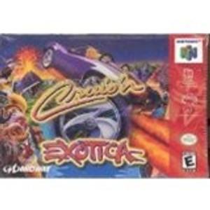 Complete Cruis'n Exotica - N64