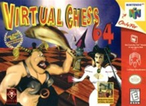 Complete Virtual Chess 64 - N64