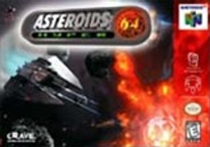 Complete Asteroids Hyper 64 - N64