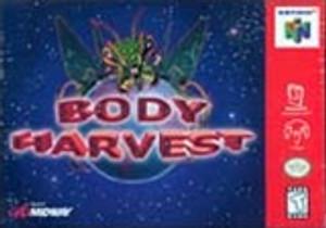 Complete Body Harvest - N64