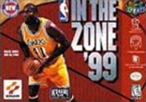 Complete In The Zone 99 - N64