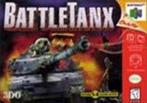 Complete Battletanx - N64