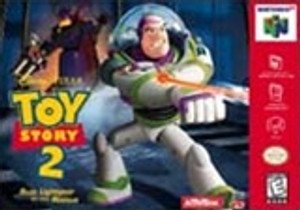 Complete Toy Story 2, Disney's - N64