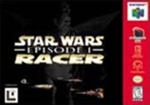Complete Star Wars Racer Episode 1 - N64