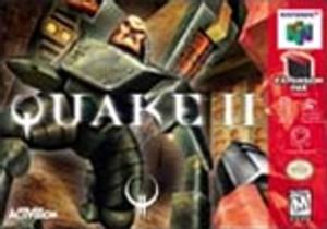 Complete Quake II - N64