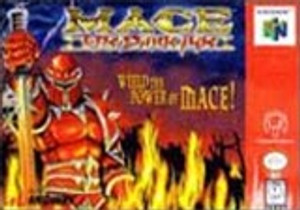 Complete Mace The Dark Age - N64