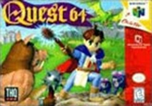 Complete Quest 64 - N64