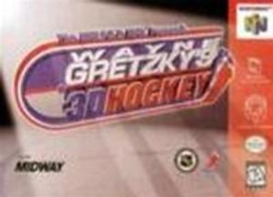 Complete Wayne Gretzky's 3D Hockey - N64