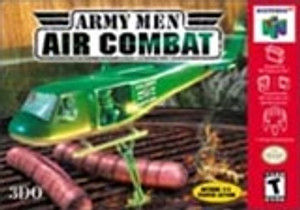 Complete Army Men: Air Combat - N64