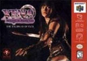 Complete Xena: Warrior Princess, The - N64