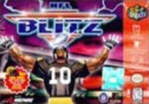 Complete NFL Blitz - N64
