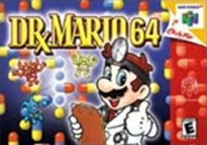 Complete Dr Mario 64 - N64