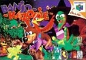 Complete Banjo Kazooie - N64