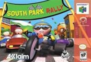 Complete South Park Rally - N64