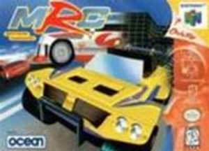 Complete MRC Multi Racing Championship - N64