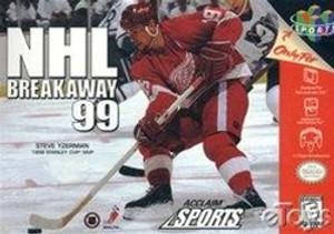 Complete NHL Breakaway 99 - N64