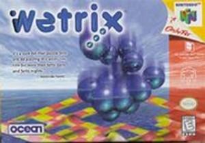 Complete Wetrix - N64