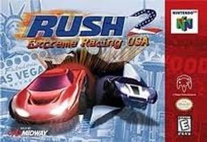 Complete Rush 2 Extreme Racing USA - N64