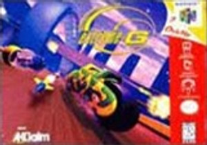 Complete Extreme-G - N64
