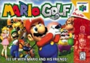 Complete Mario Golf - N64