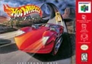 Complete Hot Wheels:Turbo Racing - N64