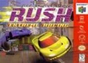 Complete San Francisco Rush Extreme Racing - N64