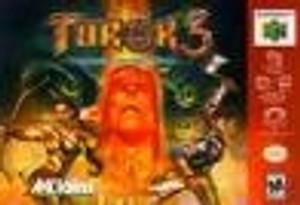 Complete Turok 3: Shadow of Oblivion - N64