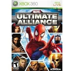 Marvel Ultimate Alliance - Xbox 360 Game