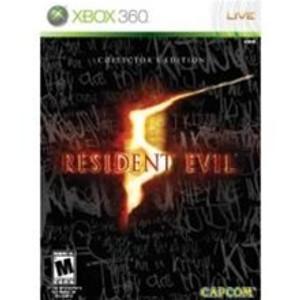 Resident Evil 5 - Xbox 360 Game
