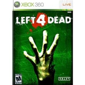 Left 4 Dead - Xbox 360 Game