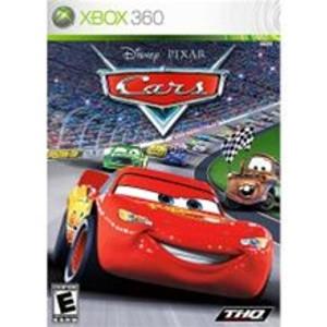 Cars, Disney Pixar - Xbox 360 Game