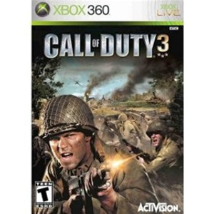 Call of Duty 3 - Xbox 360 Game