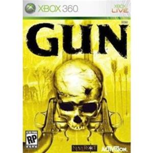 Gun - Xbox 360 Game