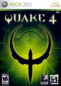 Quake 4 - Xbox 360 Game
