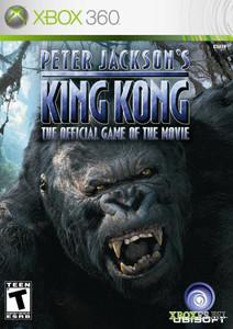 Peter Jackson's King Kong - Xbox 360 Game