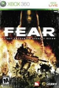 F.E.A.R. First Encounter Assault Recon - Xbox 360 Game